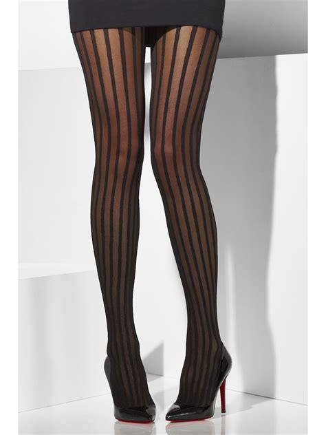 Fancy Stripe Dress 1 vertical striped tights 42720 fancy dress
