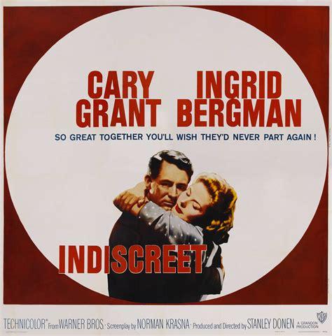 www film indiscreet 1958