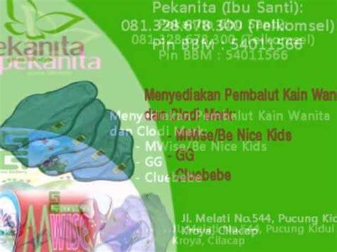 Pembalut Kain Modern Cluebebe Sepaket 081231158998 menstrual pad pembalut kain