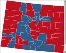 colorado voting map colorado elections