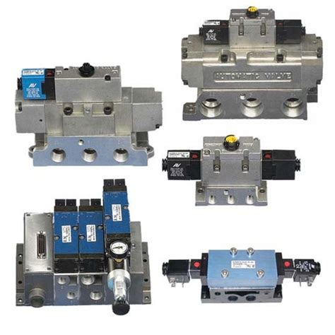 Sub Base Mounted Valve 5 2 Iso5599 1 Iso 2 Valve Univer Be 4020 products