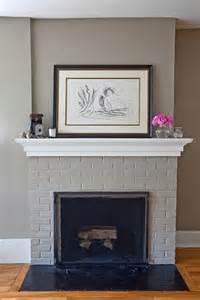 fireplace change up