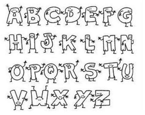 letras bonitas descubre abecedario de letras bonitas para colorear imagui letras de letras abecedario