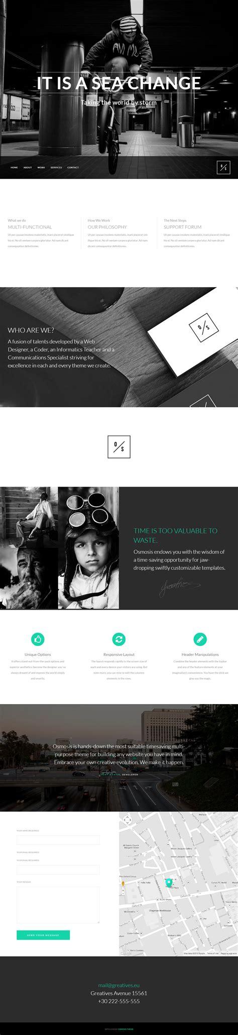 avada theme gpl 215 best responsive parallax scrolling wordpress themes