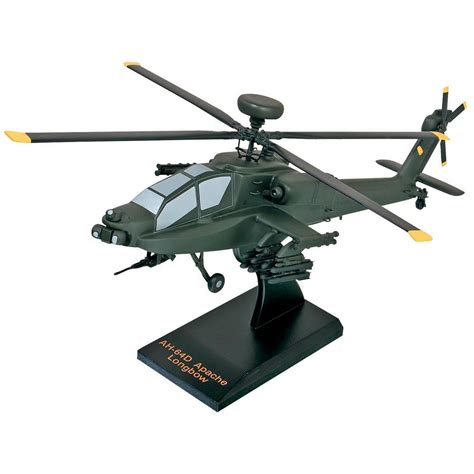 Helicopter Metal Model modelworks 174 ah 64d apache longbow model helicopter