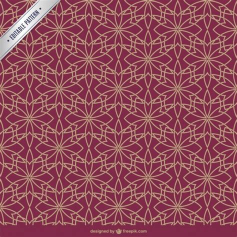 arabic pattern ai arabic style pattern vector free download
