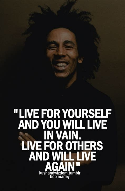 Bob Marley Quotes Great Inspirational Quotes From Bob Marley Inspiration