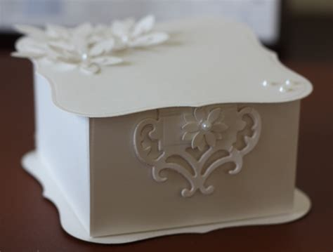 creations by saz wedding favor box