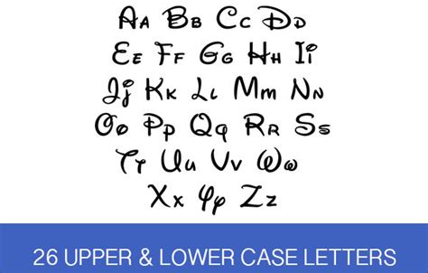 disney letter template disney font template pictures to pin on pinsdaddy