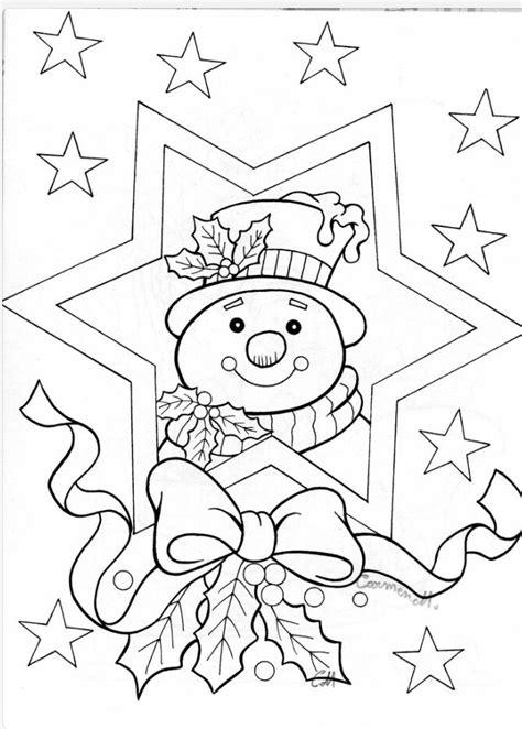 Bastelvorlagen Für Weihnachten Fensterbilder by Let It Snow Sch 246 Nes Winter Ausmalbild Malen Kinder