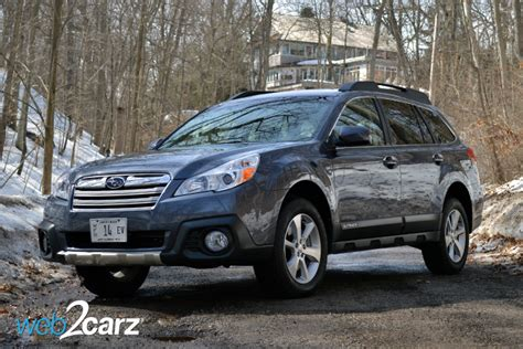 2014 subaru outback limited review 2014 subaru 3 6r limited review web2carz