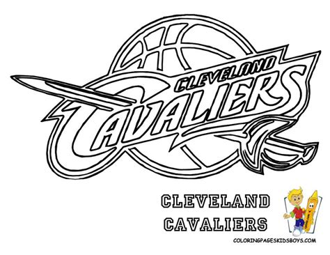 nba and nfl teams logos coloring pages coloring pages