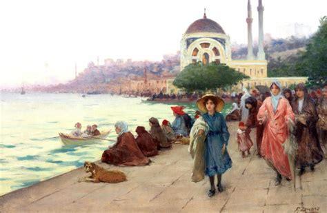 Ottoman Reforms 11 Etkileyici Tablosuyla Istanbul Ressamı Fausto Zonaro