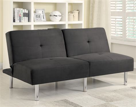 contemporary futon sofa sofa beds and futons contemporary microfiber sofa bed