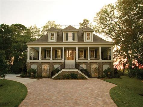 country house plans with interior photos low country interior raised low country house plans