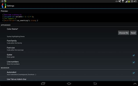 android tutorial coursera cppdroid c c ide apk android free app download feirox
