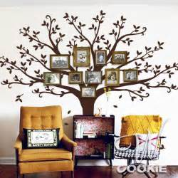 Family Tree Stickers For Walls Wall Decal Family Tree Nursery Wall Decal By Wcookie On Etsy