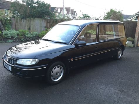 vauxhall omega hearse and vauxhall omega limousine for sale