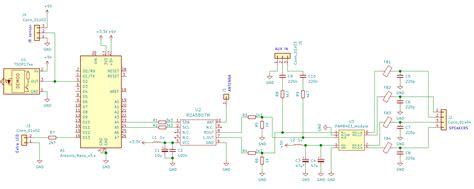 fm radio  rdam  atmegap microcontroller