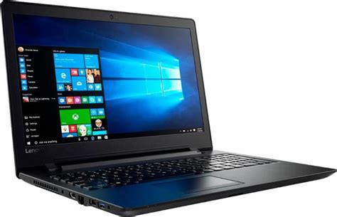 Laptop Lenovo A6 lenovo ideapad 110 15acl 80tj00lrus cheap 15 6 quot laptop amd a6 cpu 4gb ram 500gb hdd black