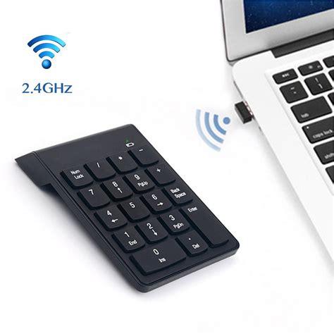 wireless usb numeric keypad mini numpad 18
