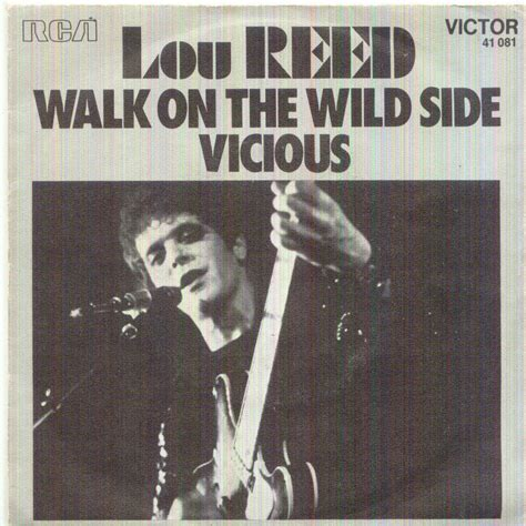 8tracks radio talk a walk on the jazz side 21 songs lou reed walk on the side vicious 7inch sp for