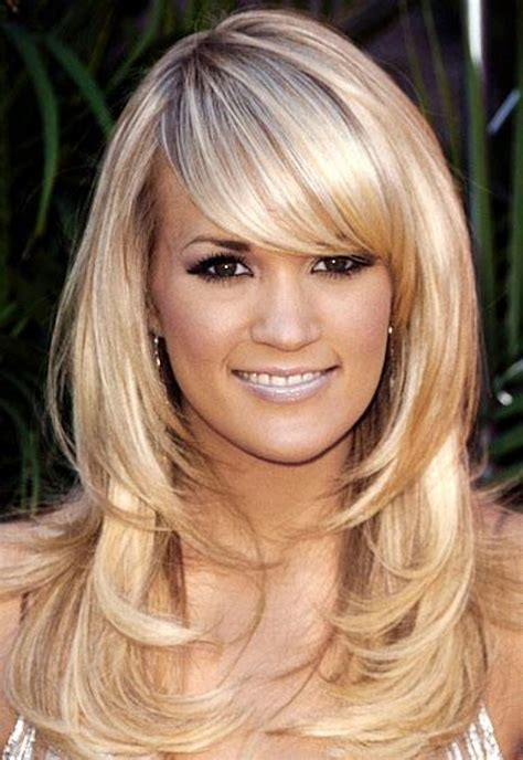 womens hairstyles with layered low hairline image how to style long layered hair 17 jpg haircolor