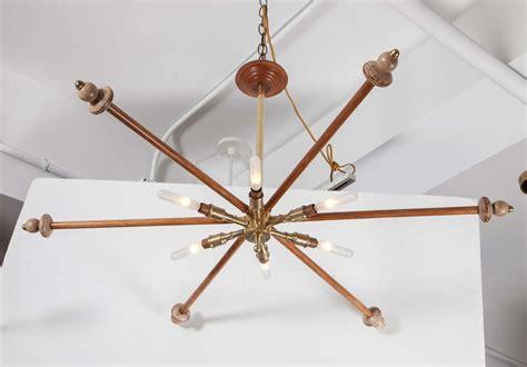 Diy Sputnik Chandelier by Chrome Sputnik Chandelier Light Fixture Modern Starburst S