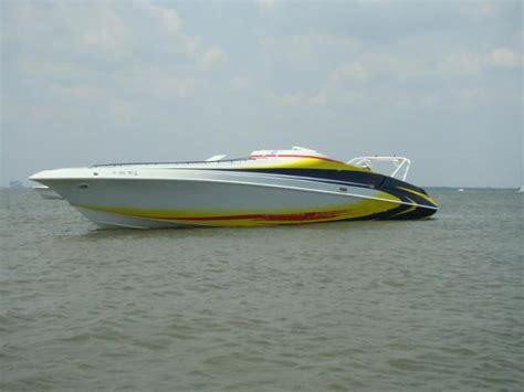 fountain cruiser boats for sale fountain 47 sport cruiser boats for sale