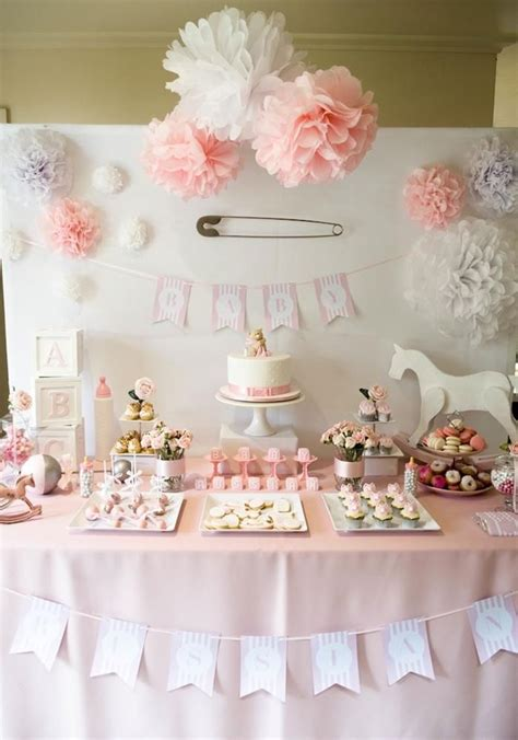 Baby Shower Table | best 25 baby shower decorations ideas on pinterest