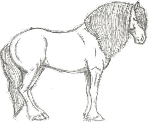Draft Horse Coloring Pages For Adults Coloring Pages Draft Coloring Pages