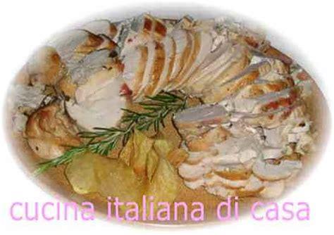 cucina petto di pollo arrosto arrotolato di petto di pollo ricette di cucina