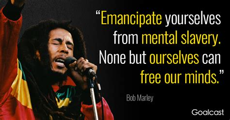 bob marley easy biography bob marley quote emancipate yourself from mental slavery