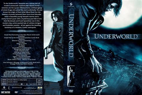 underworld extended edition movie dvd custom covers 5111underworld1hires dvd covers