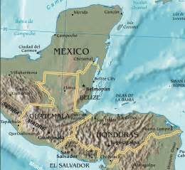 mountains of america map file central american mountains jpg wikimedia commons