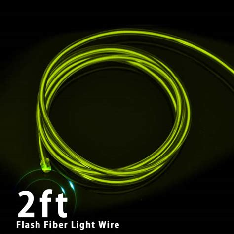 Fiber Light by Flash Fiber Light Wire Glow Products Canada