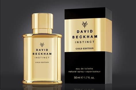 Parfum David Beckham Original instinct gold edition david beckham cologne a new