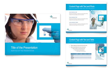 Science Chemistry Powerpoint Presentation Powerpoint Template Microsoft Powerpoint Presentation Templates