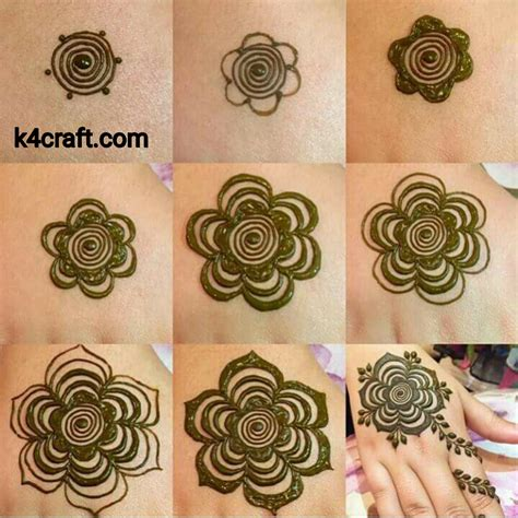 simple henna tattoo designs step by step easy and simple mehndi designs step by step step by