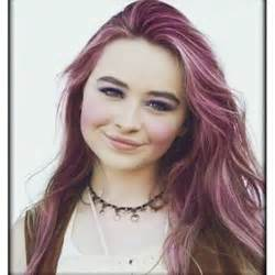 sabrina carpenter hair color 10 fan edits of sabrina carpenter rocking rainbow hair 10