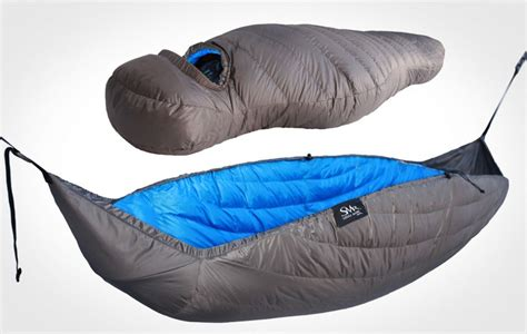 Sleeping Bag Hammock inferno hammock sleeping bag lumberjac