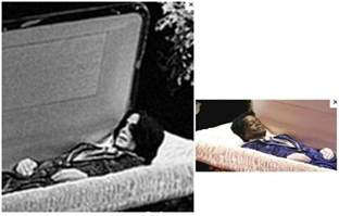 Maserati Rick Funeral Pin Carpenter Open Casket Pictures On
