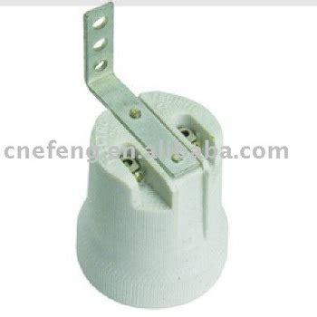 porcelain l socket f519 with l bracket buy porcelain