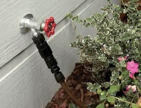 Winterize Outside Faucet Rain Bird Drip Irrigation Faucet Connection Kit