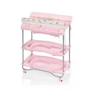 leclerc table a langer avec baignoire table de lit