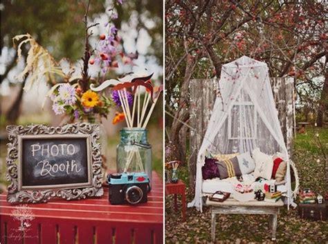 wedding photo booths my weddings diy photobooth ideas for outdoor weddings