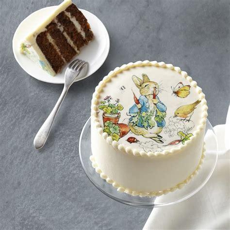 Roll Cake Rabbit rabbit cake williams sonoma