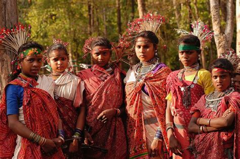 Here Are 30 Beautiful Pictures Of Different Ethnic Tribes Tribal Pictures
