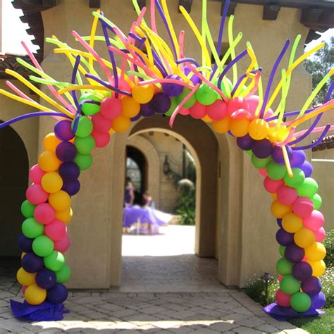 Wedding Arch Stand by Wedding Balloon Arch Frame Kit 9ft X 19ft