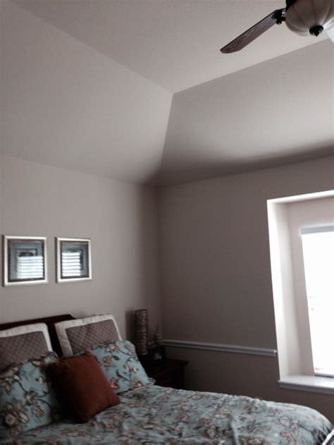 paint ideas for bedrooms with slanted ceilings painting help for slanted and tray ceiling